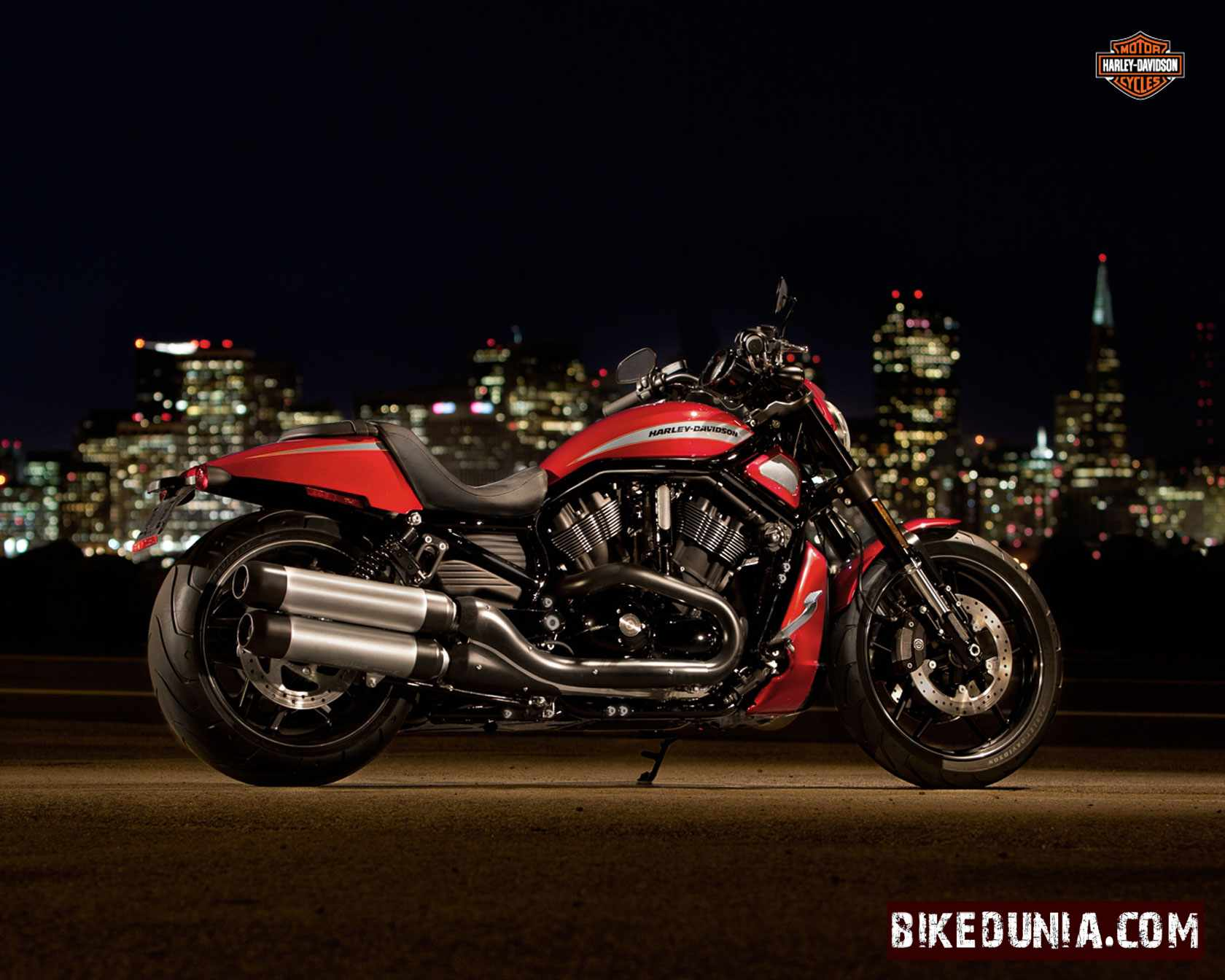 Harley Davidson V-ROD VRSCDX Night Rod Special