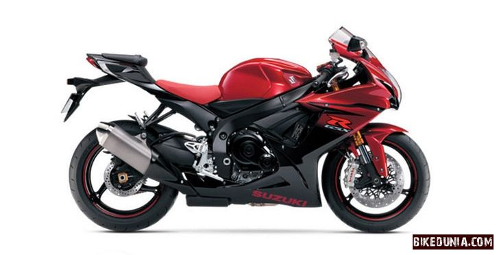 2014 GSX-R750 50th Anniversary Edition