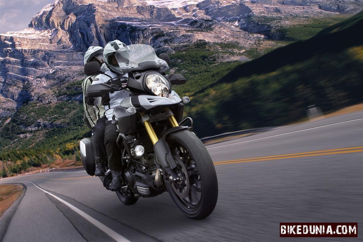 Suzuki Vistron  Review