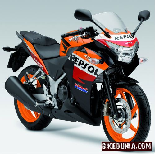 2013 Honda CBR 250R Repsol: Review - BikeDunia