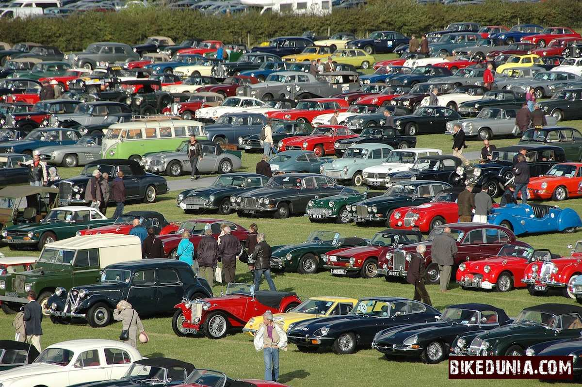 Goodwood Revival Uk