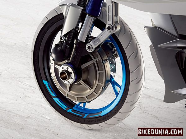 Pes2 Front Wheel With Motor