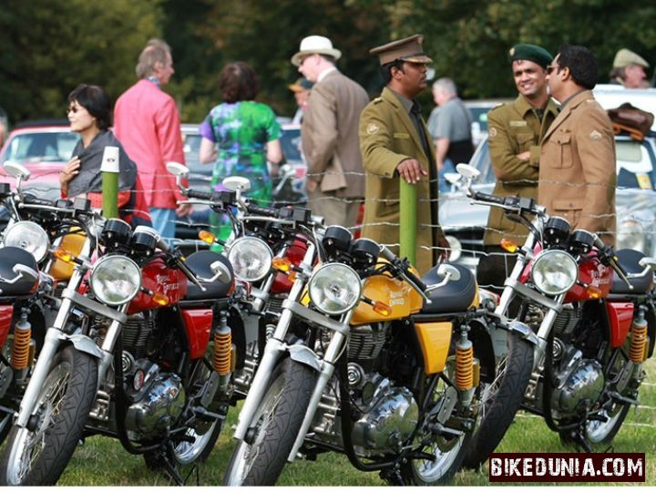 Royal Enfield Goodwood Revival