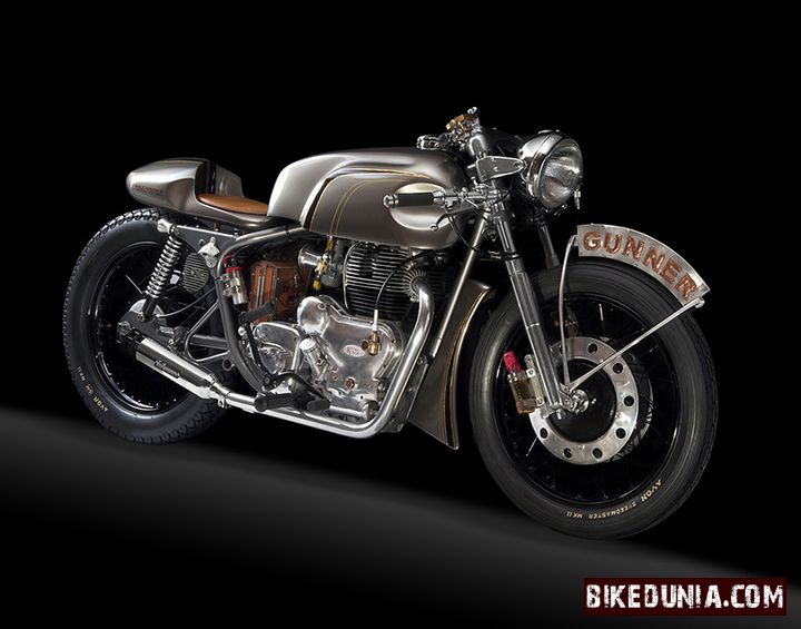 Royal Enfield Interceptor Cafe Racer Tailgunner Exhausts