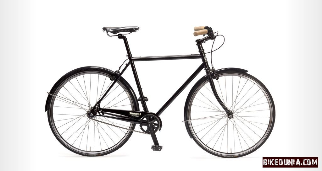 Shinola Detroit Arrow Fixiebike