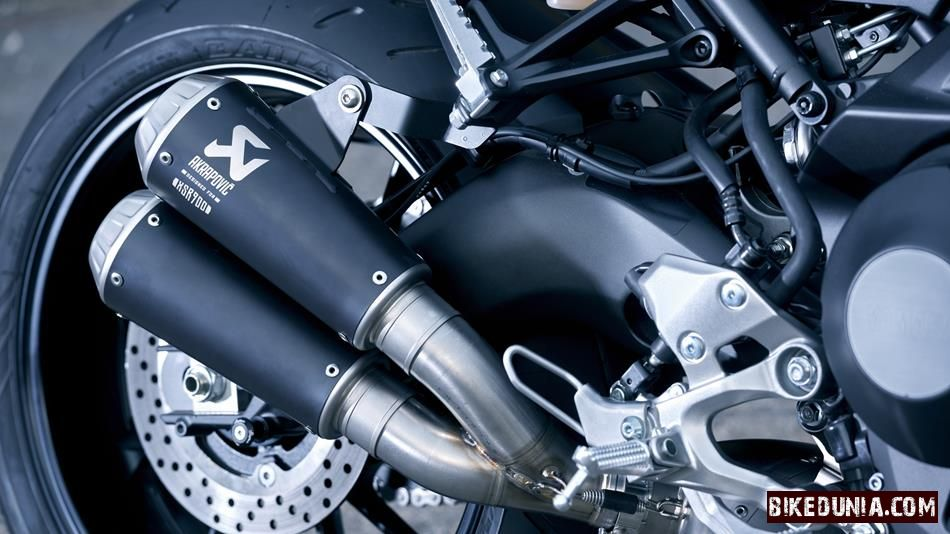 Yamaha Xsr900 Exhaust Kit